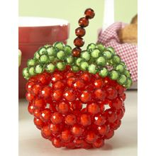 Apple Bubble Beads Kit - Herrschners...possible gift for my kids teachers