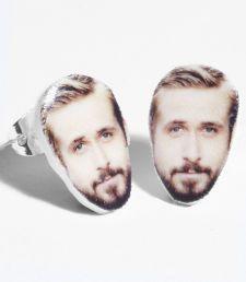 Hey Ryan Gosling Earrings