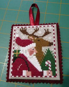 Christmas+Ornament+Finishing   15. And you now have a beautifully finished ornie – all you have to ...