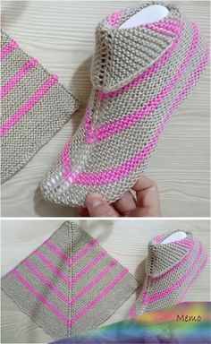 Amazing Knitting provides a directory of free knitting patterns, tips, and tricks for knitters. Knitting Patterns Free, Knit Patterns, Free Knitting, Free Pattern, Easy Knit Blanket, Crochet Slipper Pattern, Knitted Slippers, Knitting Socks, Women's Socks