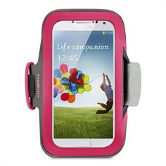 Slim-Fit Armband for Galaxy S4 | Armband/Active | Cases & Protection | Products | Belkin USA Site