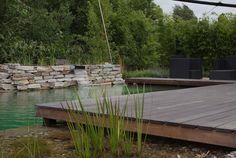 .:. Kramer & Kramer : Gartengestaltung .:. Garden Bridge, Outdoor Structures, Water Pond, Lawn And Garden