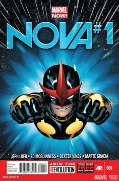 Blast off with preview pages from Nova #1 from Ed McGuinness! The new series by Jeph Loeb and McGuinness launches February 20! Who do you want to see Sam Alexander meet?    http://marvel.com/news/story/19994/sneak_peek_nova_1