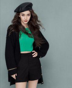 Angelababy, Photoshoot, Magazine Covers, Beauty, Beautiful, Style, Fashion, Swag, Moda
