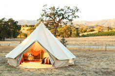 Glamping made easy thanks to this SF duo