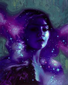 Stardust VI by Rob Rey - robreyfineart.com