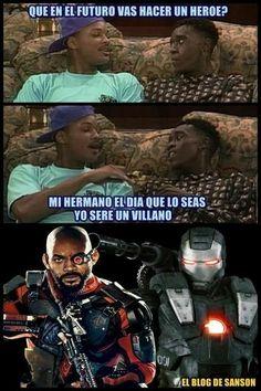 Oh por dios xd Memes Marvel, Avengers Memes, Marvel Dc Comics, Troll, Funny Images, Funny Pictures, Mundo Marvel, Univers Dc, Pinterest Memes