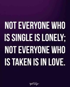 #single #single-quotes #quotes #empowering-quotes