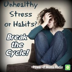 This podcast is so powerful! Listen to concrete ideas and suggestions for people looking to break the cycle of unhealthy stress, all taught by a woman who has fought and beaten an eating disorder.
