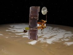 NASA's Odyssey Spacecraft Nears 60,000th Orbit Of Mars
