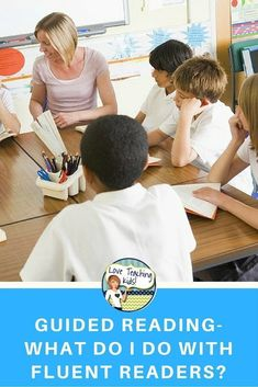 Using Balanced Literacy in the ELA Classroom   Teaching Stuff     Guided Reading  What do I do with fluent readers  Guided reading lesson  plansGuided