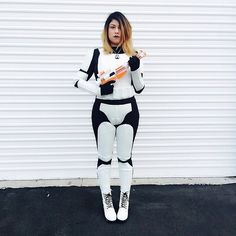 Get Inspired With These Popular Costumes That Are Sexy and FIERCE  sc 1 st  Pinterest & Adult Sexy Stormtrooper Costume - Star Wars - Spenceru0027s u2026 | storm cou2026
