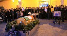 Emotivo Homenaje Póstumo al Presidente Municipal Juan Ánge