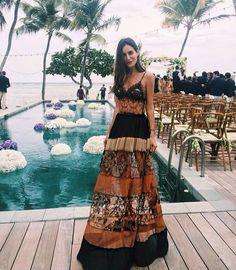 Os vestidos-inspiração do casamento de Helena Bordon