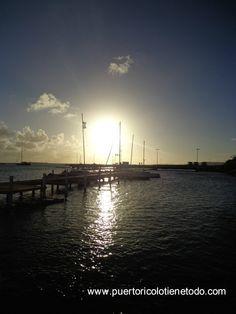 Puerto Rico lo tiene todo: Hermosas vistas desde la Guancha en Ponce, Puerto ...