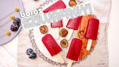 Boros szilvafagyi házilag ◾ GYORS, VEGÁN RECEPT Minion, Sugar, Cookies, Desserts, Food, Biscuits, Meal, Deserts, Essen