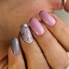 Nail Art Decoration With Rhinestones And Glitter Chic Nails, Stylish Nails, Trendy Nails, Pink Nail Art, Nail Art Diy, Pink Nails, Nagellack Design, Nagellack Trends, Shellac Nails