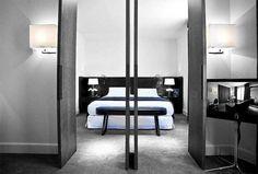 "hotel | ""hôtel montalembert"" | paris | by christian liaigre"