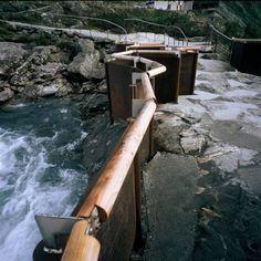 Railing Videseter water fall.
