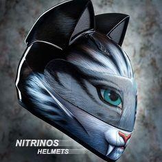 Neko Helmet aka Cat Ears Helmet 69
