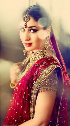 AAINA Bridal Blog - Bridal Beauty and Style - The Editorial Edition #kareena