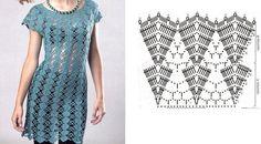 Vestidos | Gráficos e Receitas