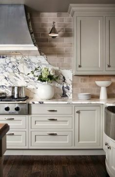 Tile by Style: Transitional Kitchen | Fireclay Tile Design and Inspiration Blog | Fireclay Tile