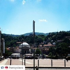 #Torino raccontata da francyciavo. #inTo il traffico del centro all'ora di pranzo...❤️ #fcv1110