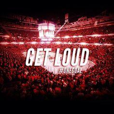 Get loud.
