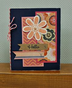 card by Lynn Darda using CTMH Claire paper http://shellyw.ctmh.com/Retail/Products.aspx?CatalogID=1895