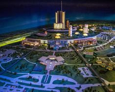 That time Walt Disney bought his own Autonomous Utopian City of the Future - And then, Walt Disney created utopia. Well, almost.