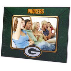 Green Bay Packers Horizontal Art Glass Frame - $18.99