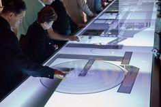 Kodak Interactive Exhibit by Sarah Morehouse, via Behance