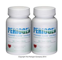 """Periogen """"Hygienist-clean"""" Tartar Removing Oral Rinse, 2-pack, Powdered Concentrate, 3oz, 90 Day Supply"""