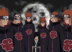 58 Melhores Imagens De Nagato Pain Naruto Akatsuki E Hd Wallpaper