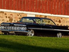This 1959 Chevrolet Impala is a Revenge of the Pimpmobile