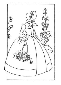 1000 images about very detailed coloring pages on for Southern belle coloring pages