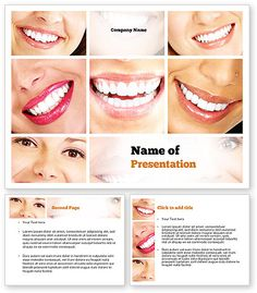Httppoweredtemplate112550indexml early childhood dental smile powerpoint template with dental smile on the background is an ideal choice for presentations toneelgroepblik Image collections