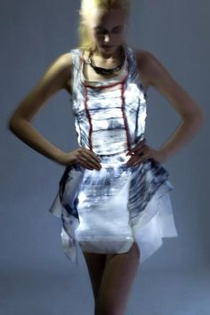 Presence of Heart Dress - A Dress That Beats to Your Heart - http://www.crunchwear.com/presence-of-heart-dress-a-dress-that-beats-to-your-heart/