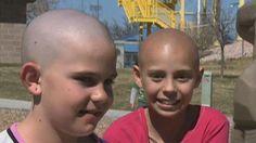 Girl that Shaved Her Head in Solidarity Bald Gets a Break from School - Rewordit