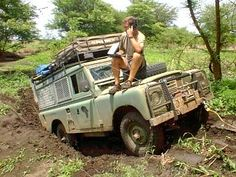 Overland Live - Overland Expedition & Adventure Travel : Puff, the Magical Land Rover Series IIA