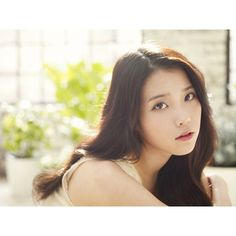"""IU releases MV teaser for Japanese """"Good Day"""" ❤ liked on Polyvore"""