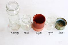 ideas de arreglos florales con tarros reciclados diy exquisitae