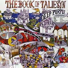 """Deep Purple put out their second album in October 1968, entitled, """"The Book of Taliesyn,"""" another effort that showed this band had a great deal to offer the world of rock-and-roll."""