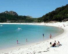 Islas cies..Galicia, , vigo