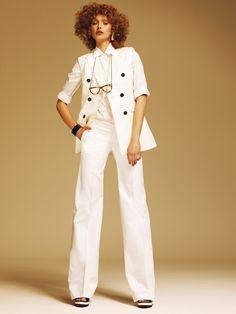 Curly style by Barbara Bertuzzi using Urban Tribe on @Glamour Italia! #fashion #editorial