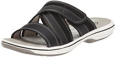 Clarks Womens Brinkley Arney Espadrille Sandal Black 8 M US *** This is an Amazon Affiliate link. Want to know more, click on the image.