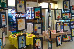 Display ideas for a craft fair