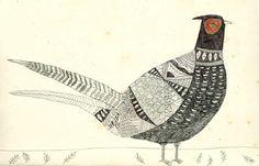 Birds - Katt Frank Illustration.