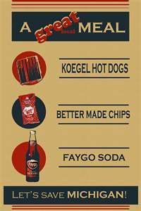 Image Search Results for michigan made Koegels